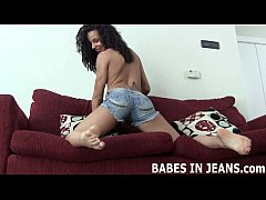 You will worship my ass when I put on my jean s...