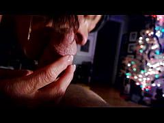 Christmas blowjob 2