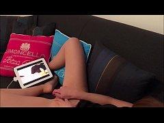 I Masturbate In Front of my Webcam