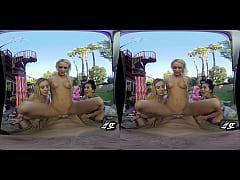 WankzVR - Foursome of July - Emma Hix, Morgan L...