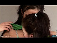 Indoor Delights by Sapphic Erotica - Lela and Michelle have lesbian fun