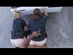 Cops fuck black guy in Miami streets