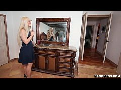 Stepmom gives her son a lesson in Fucking (smv1...