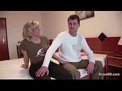 Mom and Dad in First Time Privat Porn Casting f...