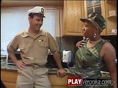 Big tits in uniform; Big Boobs, Black Ebony, Br...