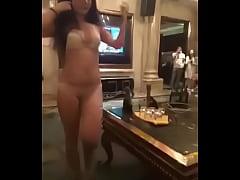 ---Sexy girl in Karaoke in Cambodia