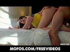 Flirty young Latina GF wants to test out her ma...