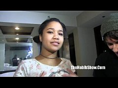 teen blasian fucked by hung mexican Derek forreal