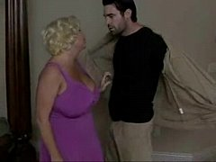 Blonde Skank Claudia Marie Reamed and Creamed