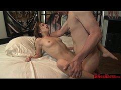 Lexi Belle gets big cock sex POV and cum