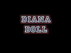 Diana Doll -Busty Cute Milf Fucks the Bad Boy N...