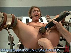 Tied Up and Fucked in the Ass by a Medical Exam...