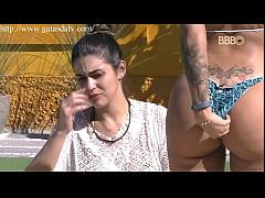 Mayara Motti de Biquini no BBB 17 famosasnuas.ws