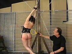 Amateur Teen Whipping