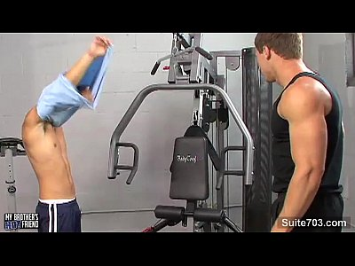 Videos Homoxesuales hot gays fucking asses in the gym