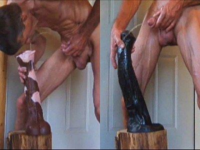 horse cock dildo anal