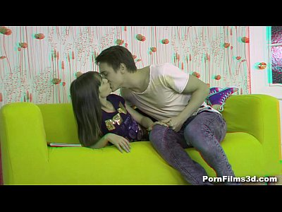 Porn Films 3D - Lovers orgasm together