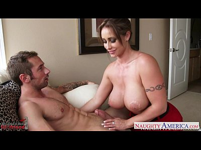 Hardcore Blowjob movie: Beauty girlfriend Eva Notty gets big tits fucked