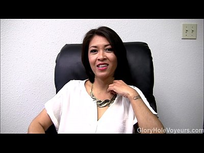 Blowjob Milf xxx: Asian Milf Gloryhole Interview Blowjob