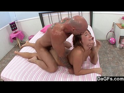 Blowjob Redhead Doggystyle video: Horny hitchhiker picked up and fucked