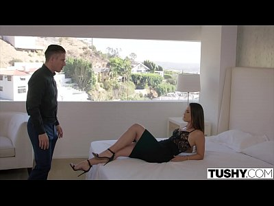 TUSHY Kelsi Monroe Has Intense Anal Sex