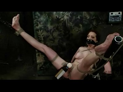 Porno grátis espancamento e dominação no curral da fazenda