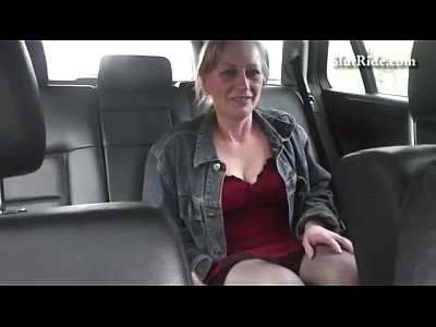 Sexo Movil busty czech milf fucks hard with horny taxi driver