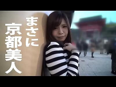 癒やし系の激カワルックスにボン・キュッ・ボンの抜群のスタイル/りかさん(マジ軟派、初撮。599 in 京都 チームN)