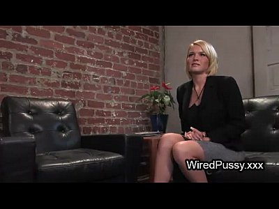 Femdom bdsm action with three lesbians and electro shocking