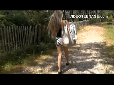 Real teen amatoriale casting