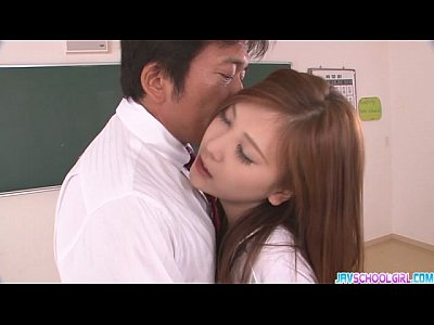 Blowjob Hardcore Japanese video: Horny asian schoolgirl blowjob and fucking