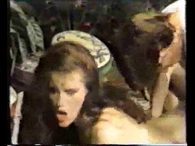 Anal Interracial Vintage video: Girls of the A Team