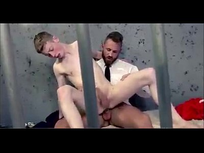 Young Skinny Prisoner Fucked