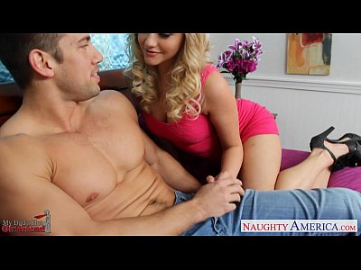 Blonde Blowjob Busty video: Cute girlfriend Mia Malkova fucking
