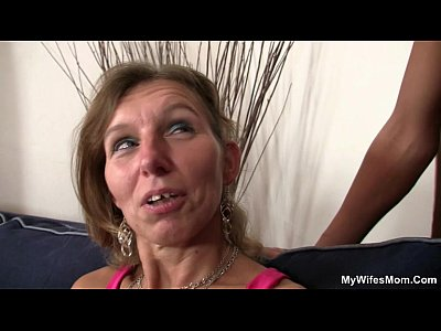 Motherinlaw Motherinlaw Mywifesmom video: He agrees fuck her old mom