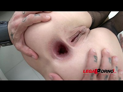 Blowjob Ass Babe video: Victoria Daniels 3on1 Airtight DP SZ915