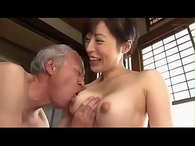 (介護)Hな爺さんの日中介護で性処理するシロウト介護士に密着ww