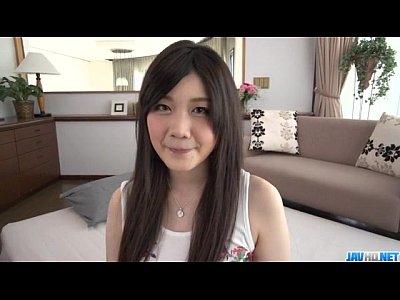 音大生の立川理恵と生のチンポで中出しファック!無修正動画