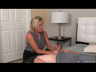 ov40-Naughty milf POV blowjob