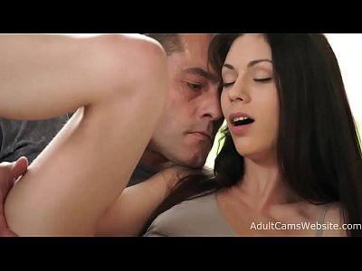 Brunette Fingering Hd video: Our time - HD