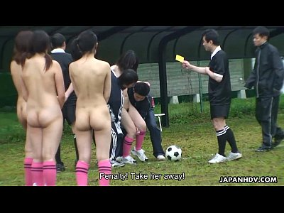 Ass Avidol Bigcock video: japanhdv Naked Soccer Cup scene7 trailer