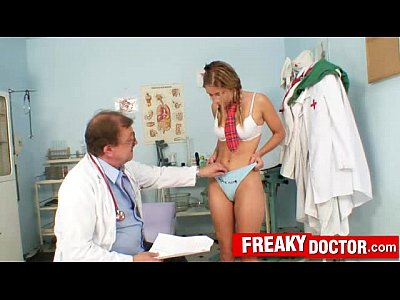 image Teen old doctor tiny yulia boinked by dude
