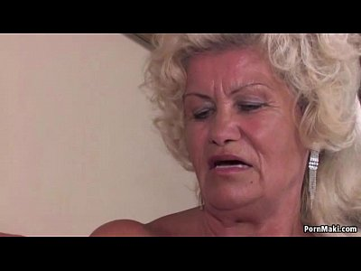 Matures Hairy porno: Granny screams while fucked hard