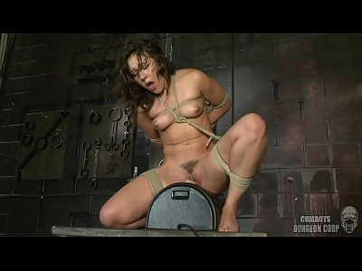 Forcedorgasm video: Sybian ride