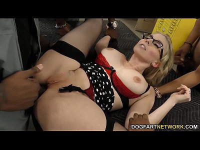 10 Min Sexy Blonde Christie Stevens Big Black Cock Anal Dogfartnetwork.com