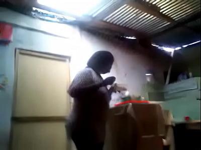Culo Porn Rica video: Culote negro (Parte1)