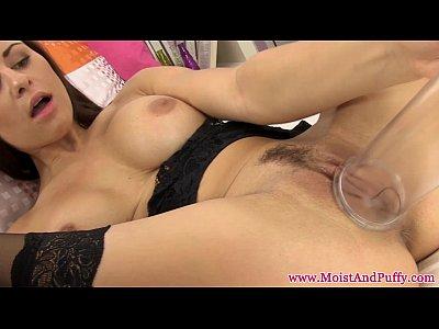 Ass Assplay Babe video: Busty babe masturbating with vibrators