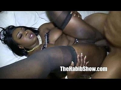 Amatuer Black Chocolate video: chocolate thicke ferrari blaque fucked by monster dick bbc