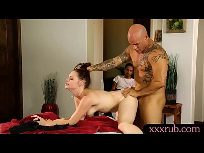 babe, pornstar, blowjob, brunette, bigcock, massage