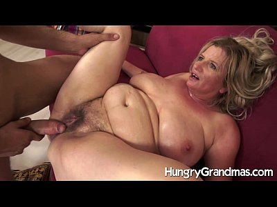 Raunchy old spunker is a super hot fuck - 45 part 1